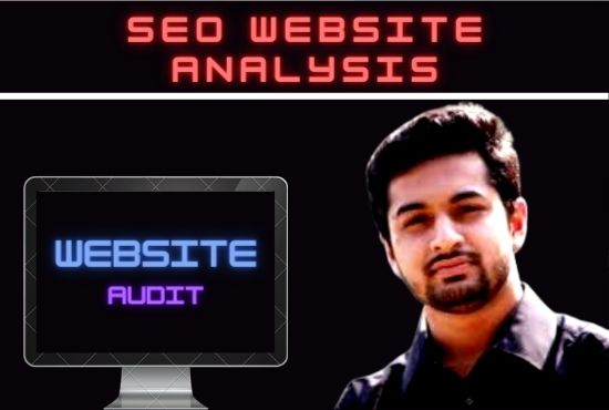 I Will Audit Your Website and Create A SEO-Based Detail Report