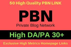 Do 10 powerful high da pa pbn links