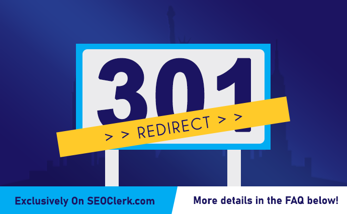Build 1000+ Permanent 301 REDIRECT Backlinks to Rank up your website