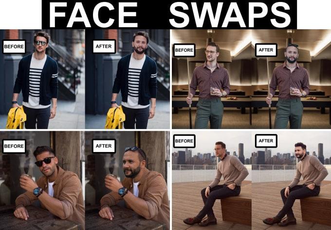 I will do image editing,  remove background,  face swap,  image resize professionally