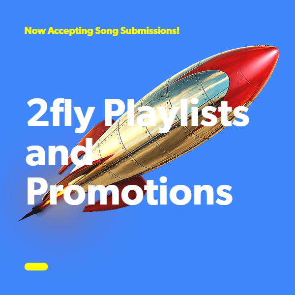 Playlist Pitching Guaranteed Placement on 2 Playlists