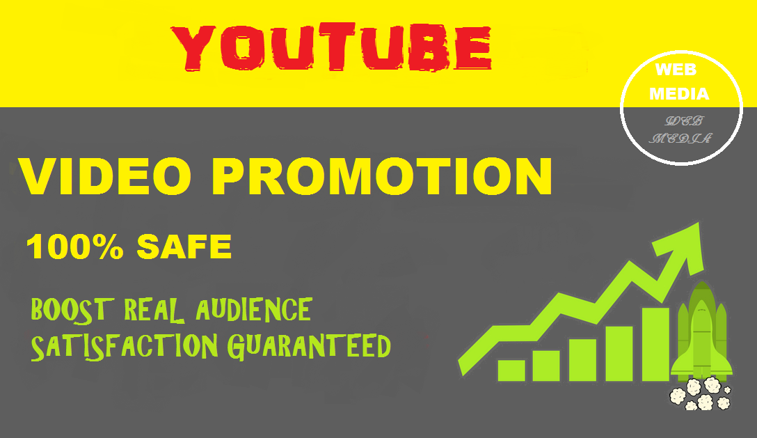 YouTube video promotion using google adwords