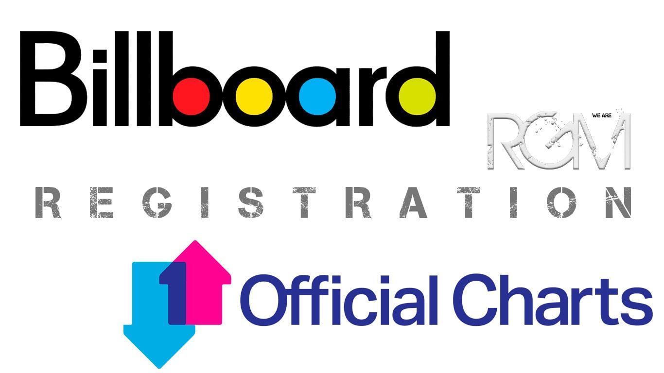 BillBoard USA/UK Chart Submission 1 Track
