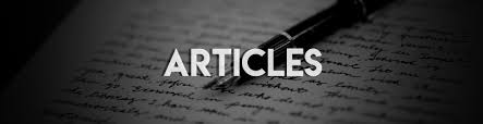 Standard articles (up to 500 words)