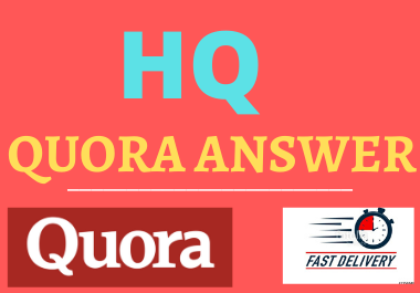 Promote your website 12 High quality Quora Answer