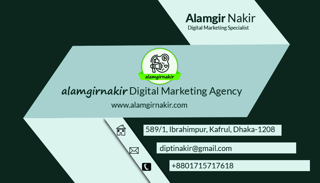 Awesome Professional Business card Design