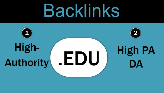 Get 150. edu High-Quality Backlinks