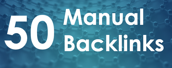 Get 50 High DA PA Manual Backlinks