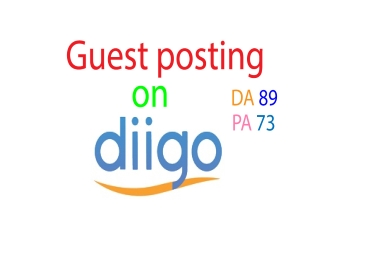 Buy one get one free with Guest Post Backlinks on Diggo. com