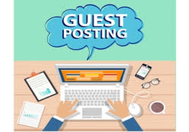 Boost your website with 4 Guest Post on HQ DA80+ websites