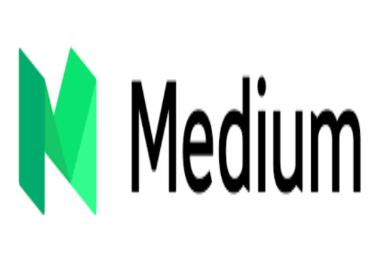 Write & Publish a Guest Post On High DA in Medium. com.
