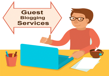 I will published 5 high quality 80+DA with Guest Post service.
