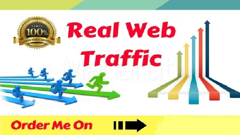 10,000 Adsense safe organic web traffic