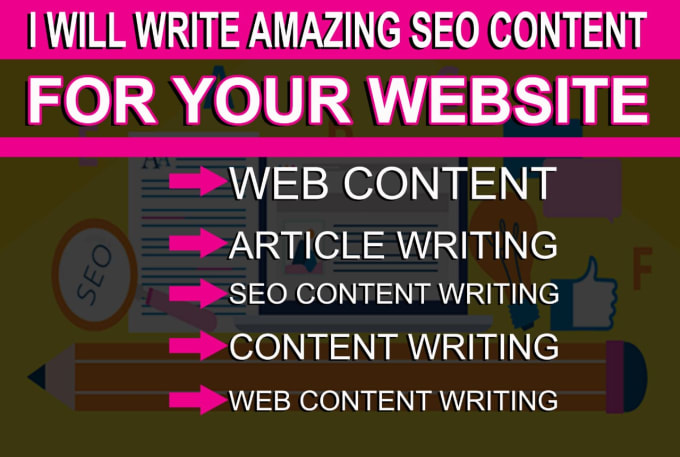 1000+ words amazing seo optimized articles writing for your website or blog