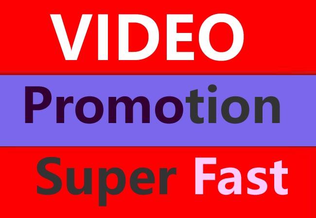 Get Fast Social Media Video Promotion Vai Rea user