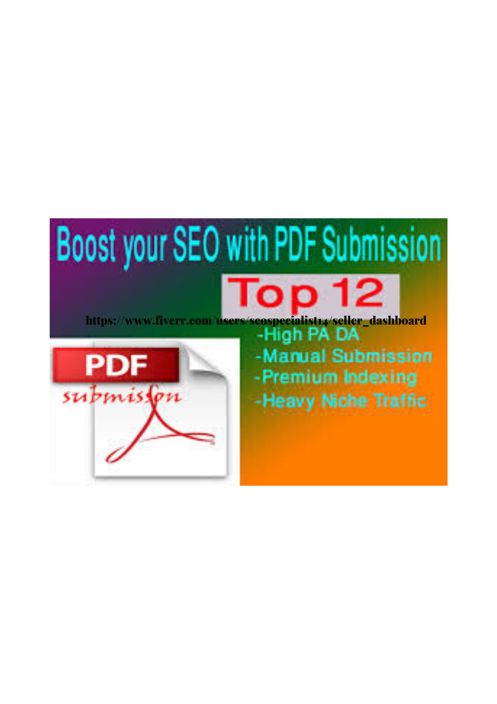 I will submit 30 pdf file for your website hq dapa site