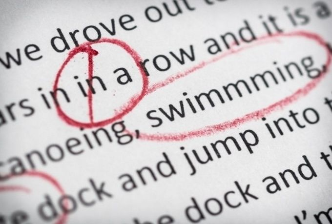 I will expertly proofread and edit your documents and books from 500 words