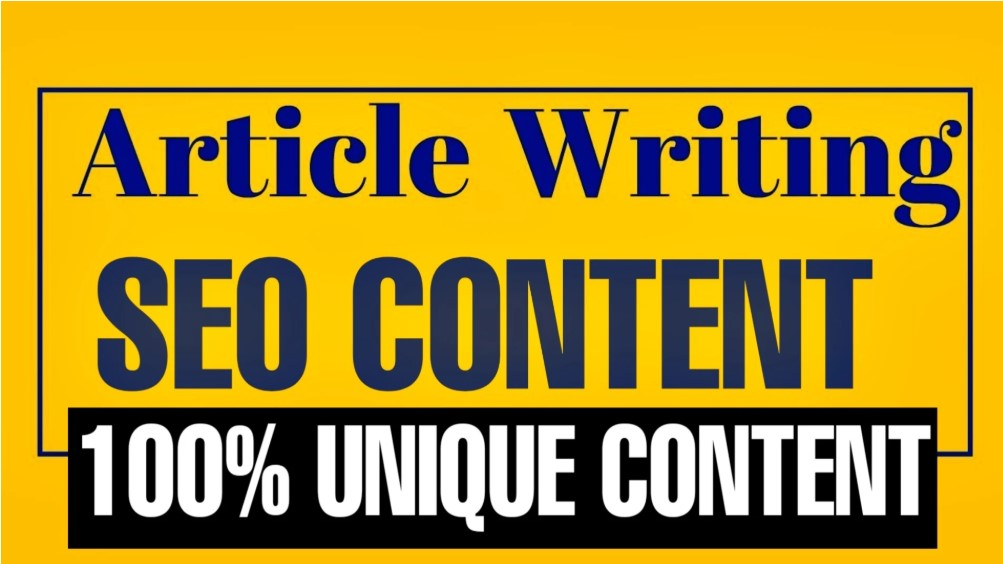 write unique content, article writing,  blog post