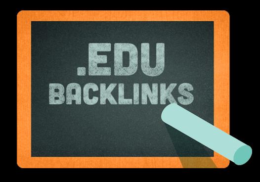 . EDU backlinks for ranking 12-48HR