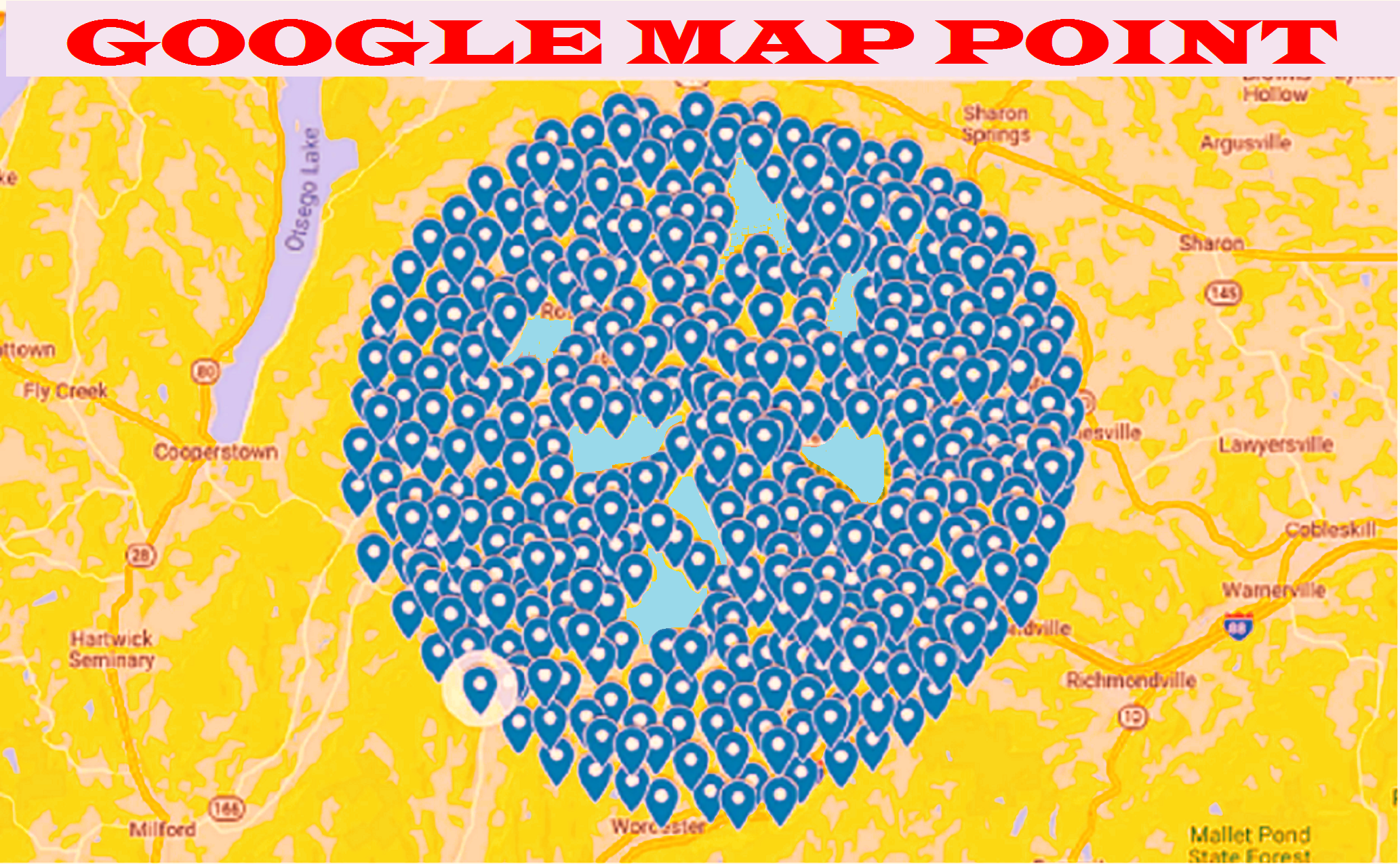 I Will Manually Your Location Google Map Ranking For 400 Local SEO Citation Power Up Google Map