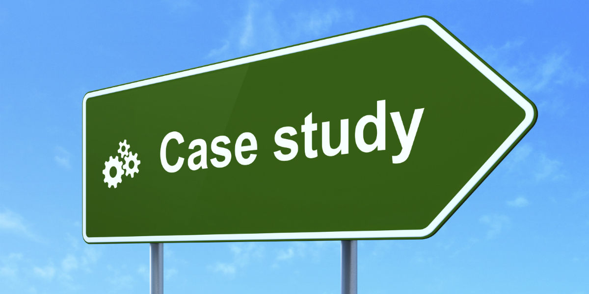 Custom case study with high quality report feed back analyse