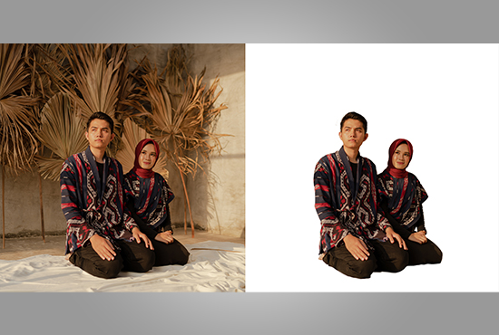 35 Image Background Remove within 24HS