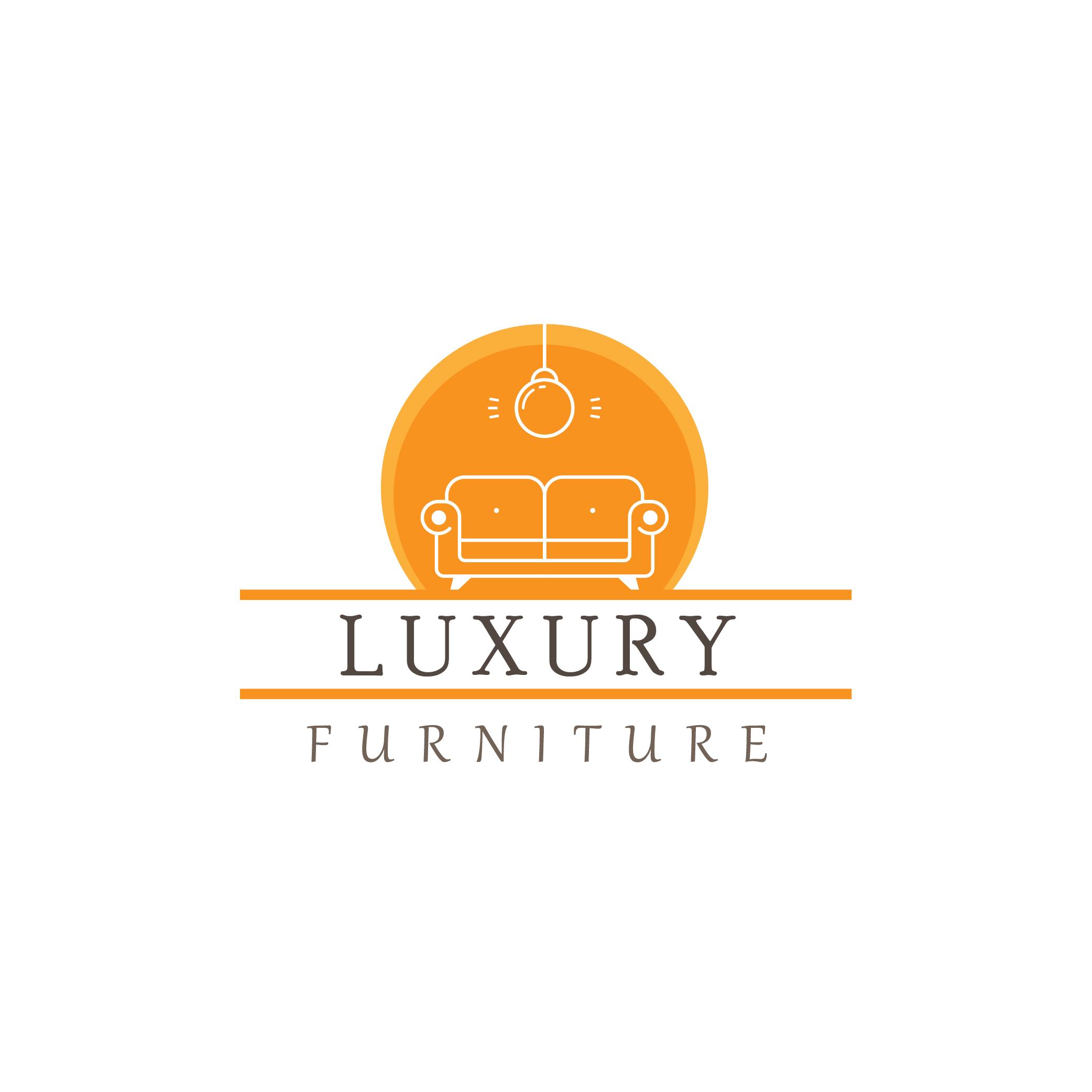 I will design flat minimalist logo design