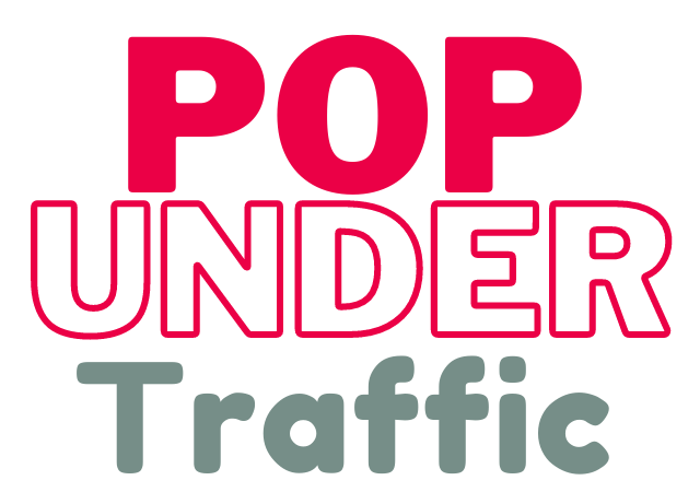 Unlimited POP UNDER Traffic for One Month from Global