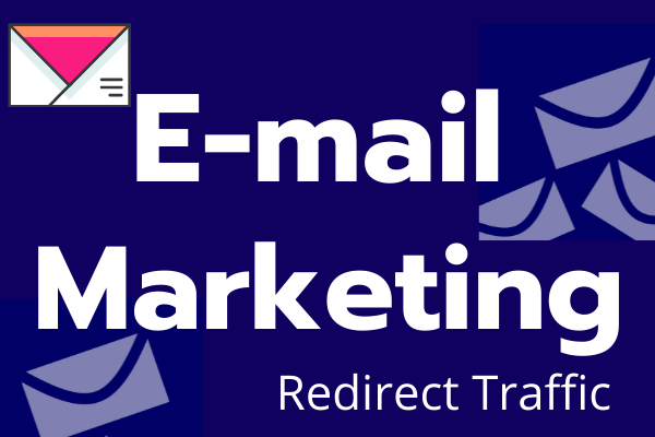 Email marketing will be redirected to a funnel page to your website