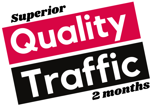 Superior Professional Organic Traffic for 2 months