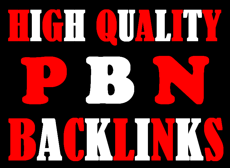 I will Provide 30 high Quality PBN backlink with dofollow and indexed links for faster ranking