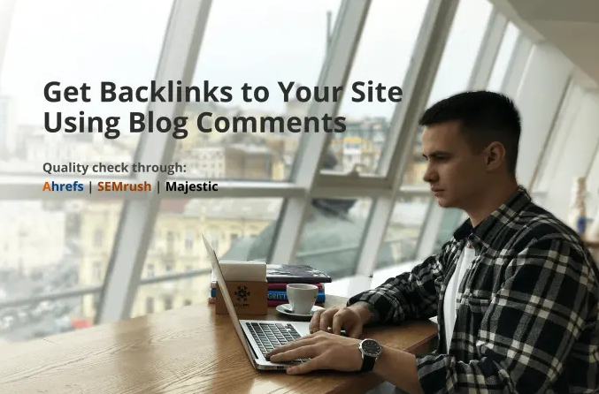 Create 5 High Quality Backlinks Using Blog Comments