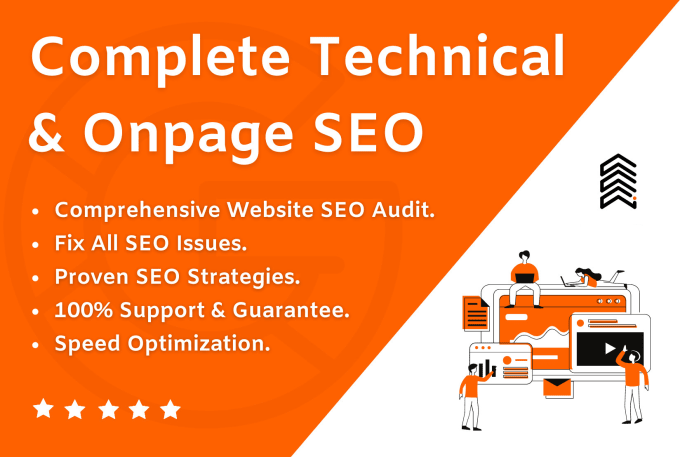 I will optimize technical and onpage seo of wordpress,  wix,  joomla