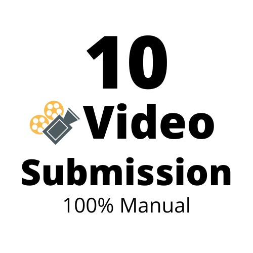 10 video submission 100% Manual