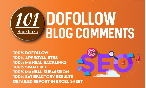 I Will Do 101 Low Obl DoFollow BLog Comments