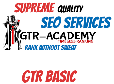 SUPREME Seo Service With Supreme Quality Backlinks Only For Quality Lover