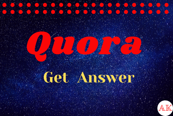Promote your website with High 25 quality Quora answer