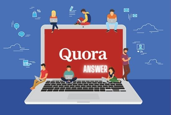 promote your website in 6 Quora answer