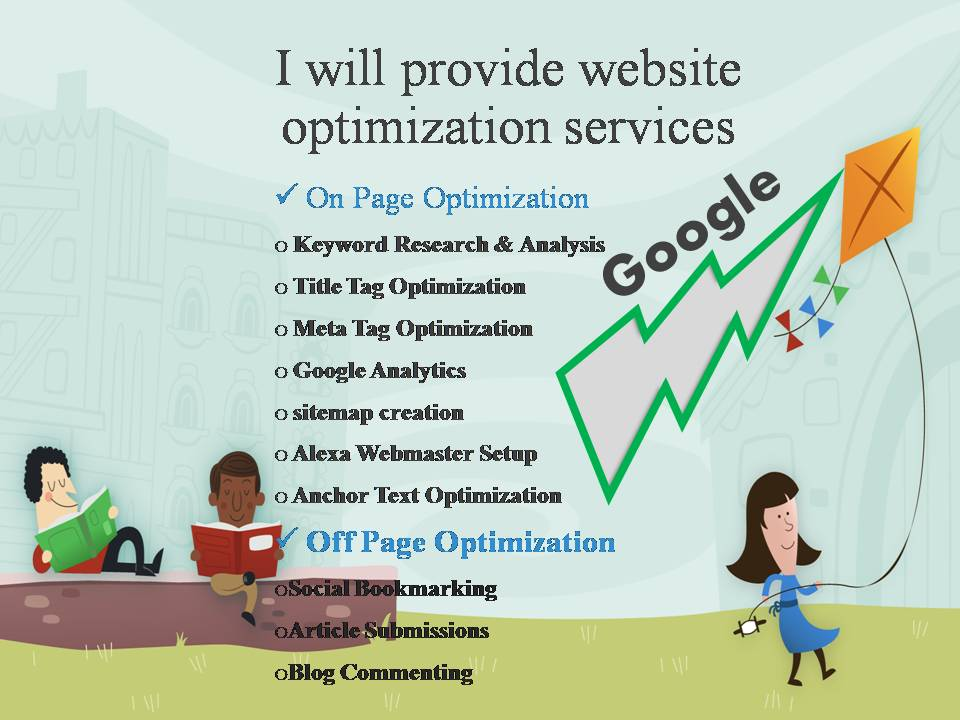 I will optimize your website at cheap price