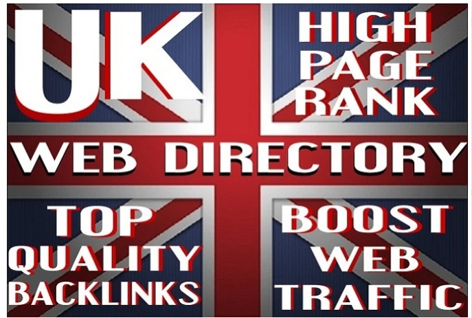 Do 2000 UK Directory Submissions Backlinks Manually With DA-PA-TF,  100-40