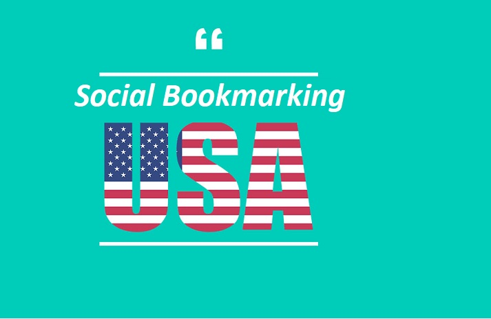 Add 50 USA Social Bookmarks Submission Backlinks With High DA-PA-TF