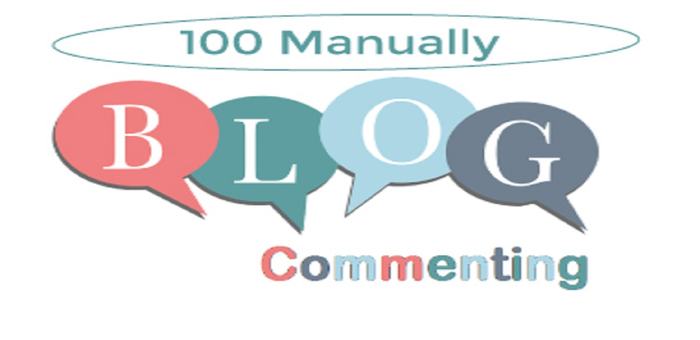 I will create 100 blog comments seo backlinks by manually