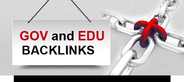 I will create 50 Edu/Gov Backlinks