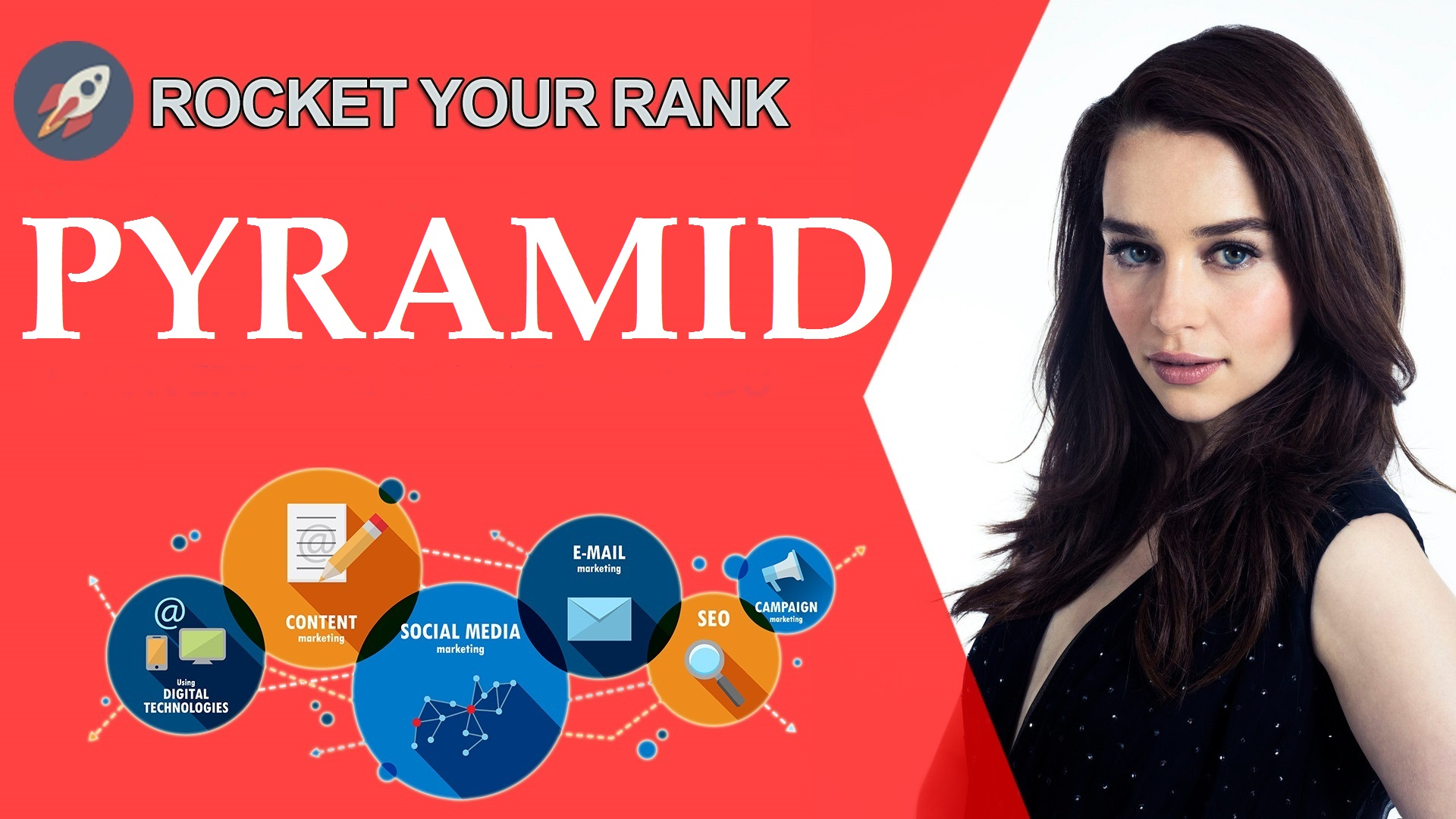 Mega SEO CyberLink Pyramid Boost Your Website Ranking For Google Top