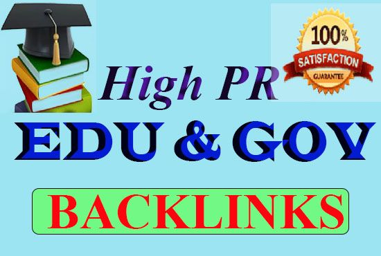 Get 20 High authority Edu and Gov multi backlinks to Improve Your Keyword ranking