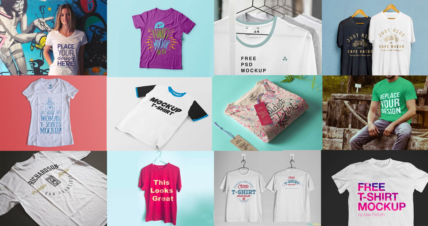 3000 Mockups bundle for T-shirt And All pod Products