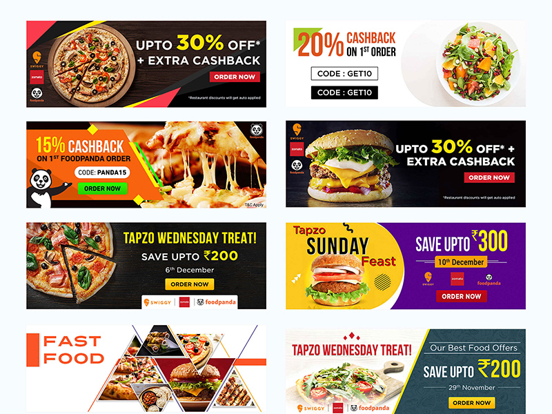 I will design an amazing facebook ad banner