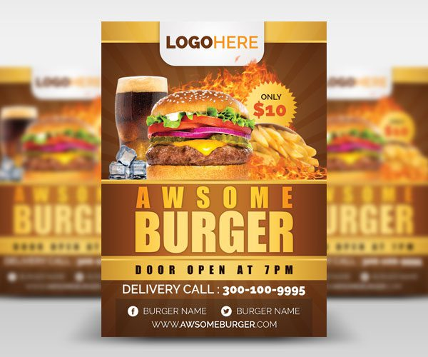 I will design professional flyer design within 3hrs