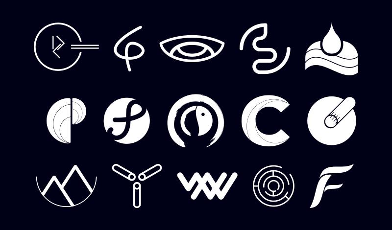 I will design a minimalistic professional logo