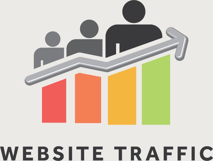 web traffic : 2000-3000+ unique visits For 7 Days